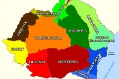 2 - Harta României după Marea Unire