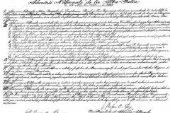 2 - Rezoluţia Marii Adunări Naţionale de la Alba Iulia- Constituţia provizorie a Transilvaniei
