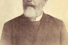 3 - Gheorghe Pop de Băseşti (1835-1919) - preşedintele Marii Adunări Naţionale de la Alba Iulia
